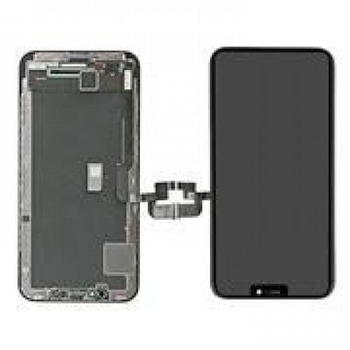 iPhone X LCD and Touch Screen Assembly [Black]