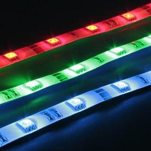 DHS RGB LED Strip with IR Remote controller
