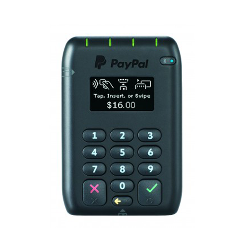PayPal Contactless Chip & Pin Reader AU RT and DTC