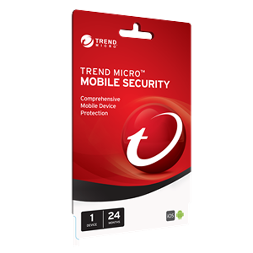 Trend Micro Mobile Security 2017 for Andorid or iOS device