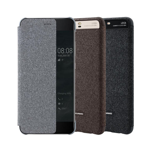 Huawei P10 / P10 PLUS Smart View Flip Case
