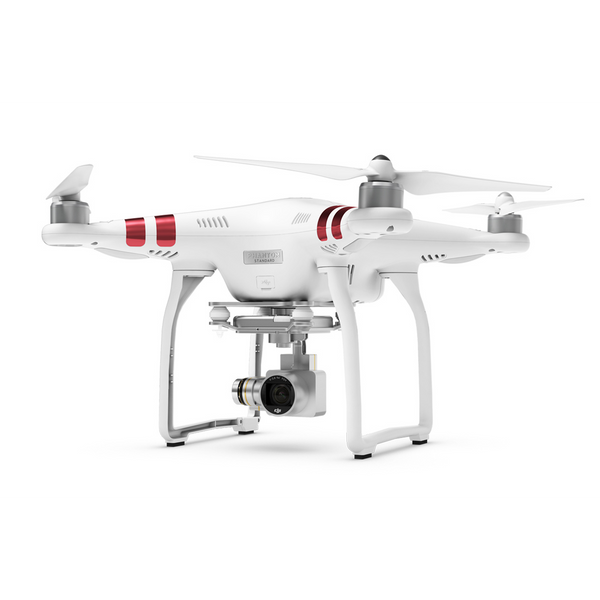 DJI Phantom 3 Standard remote Flying Drone with Camera