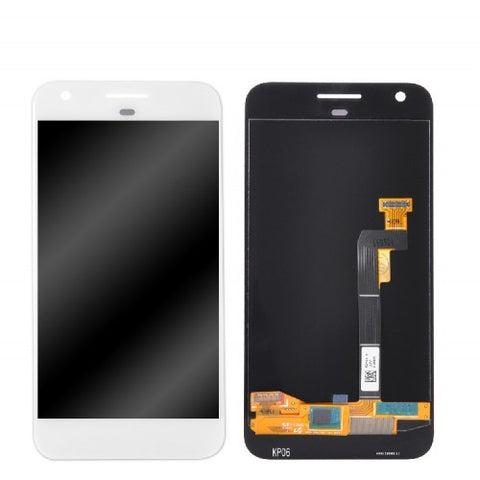 Google Pixel XL LCD and Touch Screen Assembly [White]