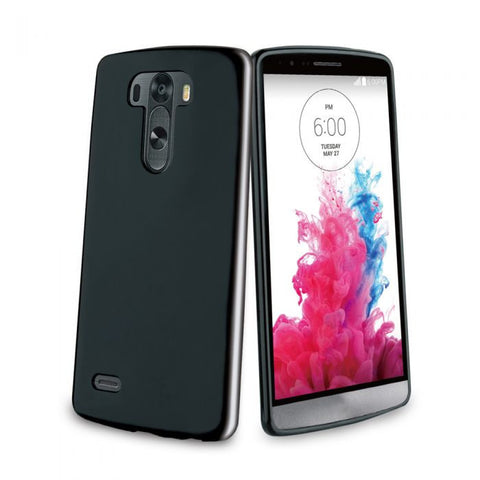 Muvit MUSKI0373 MiniGel Case for LG G3 Black