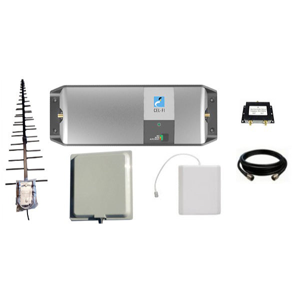 ACMA approved Cel-Fi GO Telstra mobile signal Repeater booster for buildiings & work sites