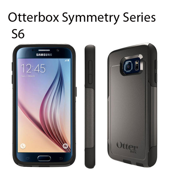 Otterbox Symmetry case for Samsung Galaxy S6 Full Black