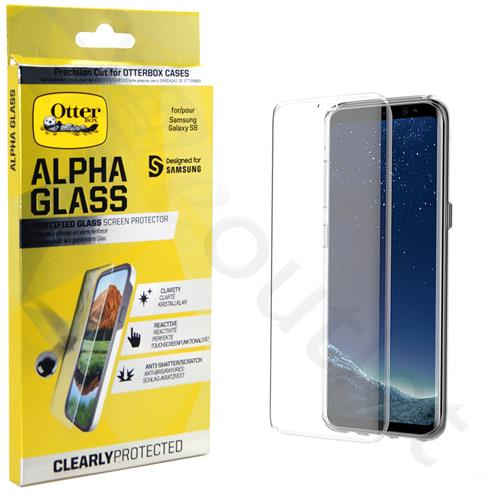 half off a7a79 87691 Alpha Glass Screen Protector for Samsung Galaxy S8 / S8+