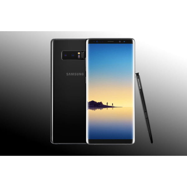 "Samsung Galaxy Note8 6.3"" Dual Camera Iris Scan Smartphone with S-Pen"