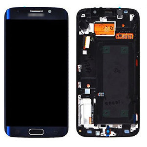 Samsung Galaxy S6 Edge Plus SM-G928I LCD and Touch Screen Assembly with Frame [B