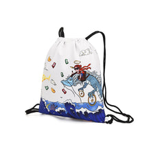 Load image into Gallery viewer, Holiday Dry Wet Depart Shoulder Drawstring Casual Beach Bag