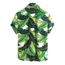 Load image into Gallery viewer, Vacation Hawaiian Style Fashion Casual Printed Short Sleeves