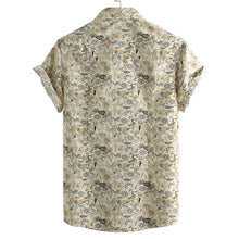 Load image into Gallery viewer, Vacation Floral Pattern Fashion Casual Printed Short Sleeves