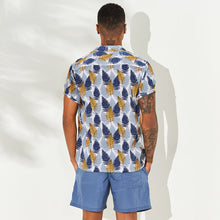Load image into Gallery viewer, Vacation Hawaiian Style Casual Short Sleeve Shirts