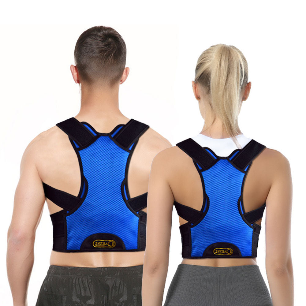 Posture Correctors for Men and Women, Spine, Back Support to Relieve Pain for Neck, Back, Shoulders