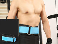 Weight Lifting Belt - High Performance Neoprene Back Support - Light Weight & Heavy Duty Core Support for Weightlifting and Fitness
