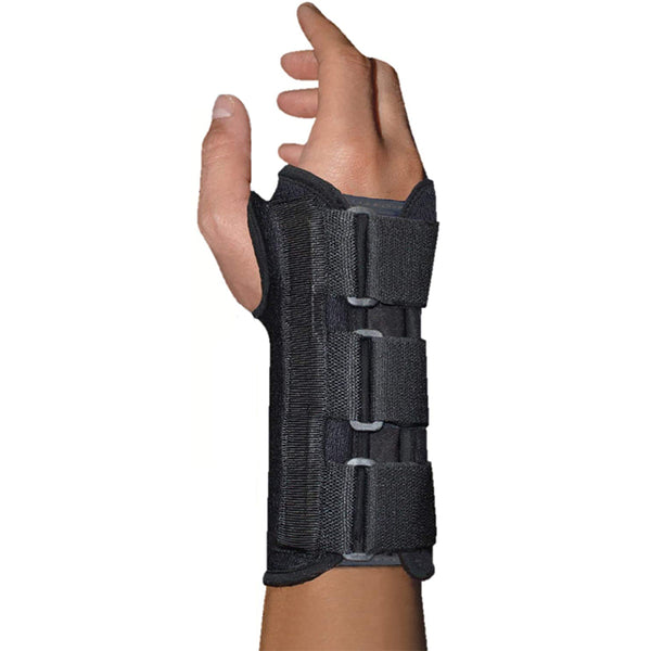 Carpal Tunnel Wrist Brace Night & Wrist Support & Sleep Brace Fully Adjustable