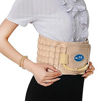 Dr.HO Decompression Belt Back Brace Lumbar Support Spinal Air Traction&Extender