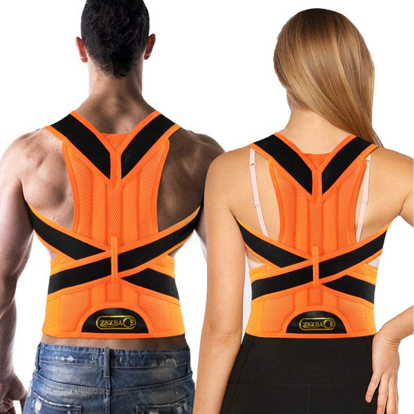 ZSZBACE Back Brace Posture Corrector for Women and Men Back Lumbar Support