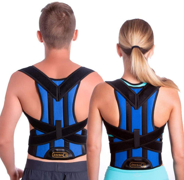 ZSZBACE Back Support Belts Posture Corrector Back Brace