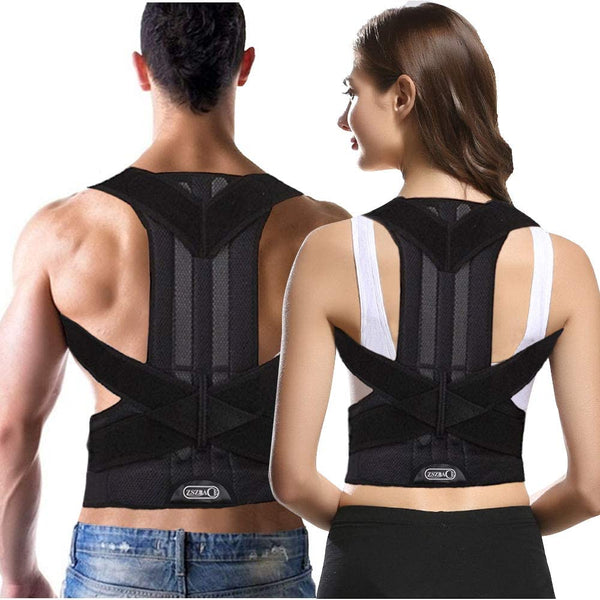 {Ship from US} ZSZBACE Back Support Belts Posture Corrector Back Brace