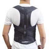 Back Brace Posture Corrector Clavicle Support Brace Medical Device to Improve Bad Posture, Thoracic Kyphosis, Shoulder Alignment, Upper Back Pain Relief for Men and Women
