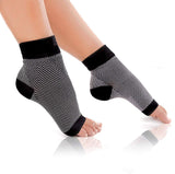 Plantar Fasciitis Socks - Compression Foot Sleeves for Men & Women, Achilles Tendonitis Pain Relief, Better than Night Splint Brace, Ankle Support, Heel Spurs, Eases Swelling