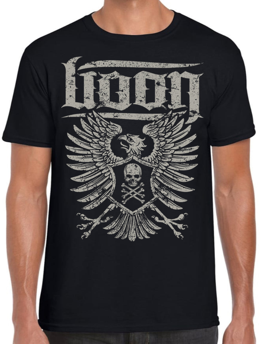 Boon – Adler T-Shirt – black ♂