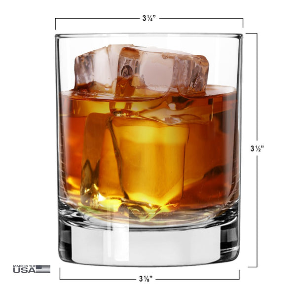 Biden Harris 2020 in Color - Whiskey Glass - Case Pack - 60/case at $4/pc