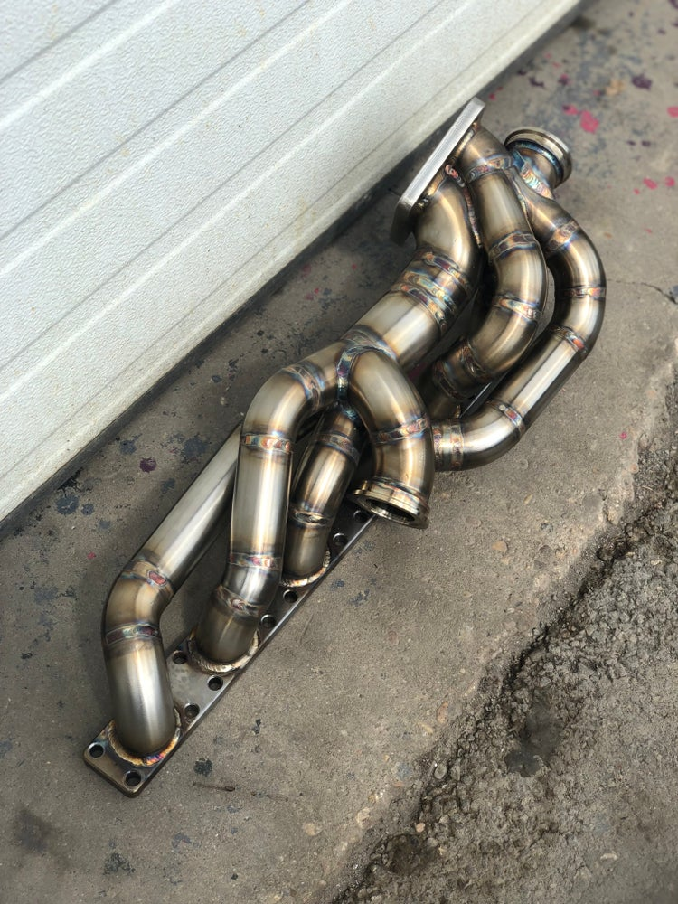 BMW M5x / S5x Turbo Manifold