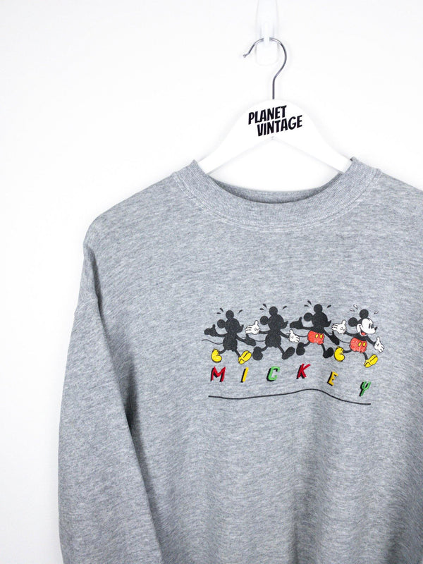 Mickey Sweatshirt (M) - Planet Vintage Store