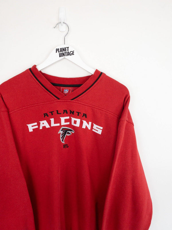 Atlanta Falcons Sweatshirt (XL) - Planet Vintage Store