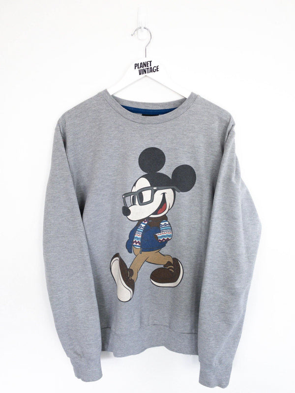 Mickey Mouse Sweatshirt (XL) - Planet Vintage Store
