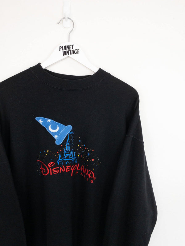 Disneyland Paris Sweatshirt (M) - Planet Vintage Store