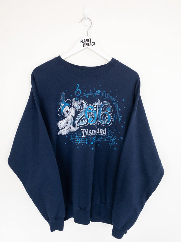 Disneyland Sweatshirt (XL) - Planet Vintage Store
