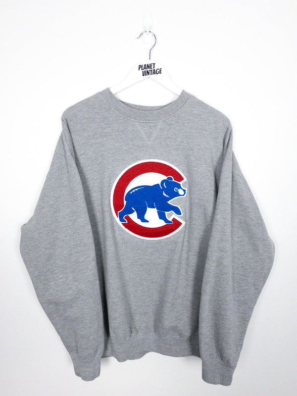 Chicago Cubs Sweatshirt (XL) - Planet Vintage Store