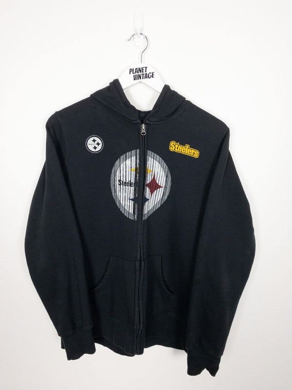 Pittsburgh Steelers Hoodie (M) - Planet Vintage Store