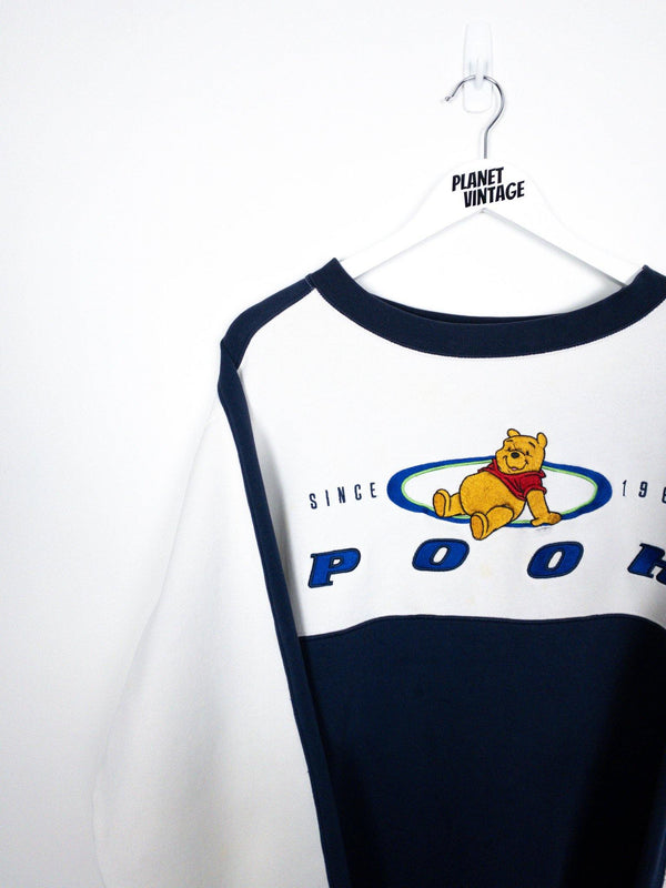 Pooh Since 1966 Sweatshirt (XL) - Planet Vintage Store