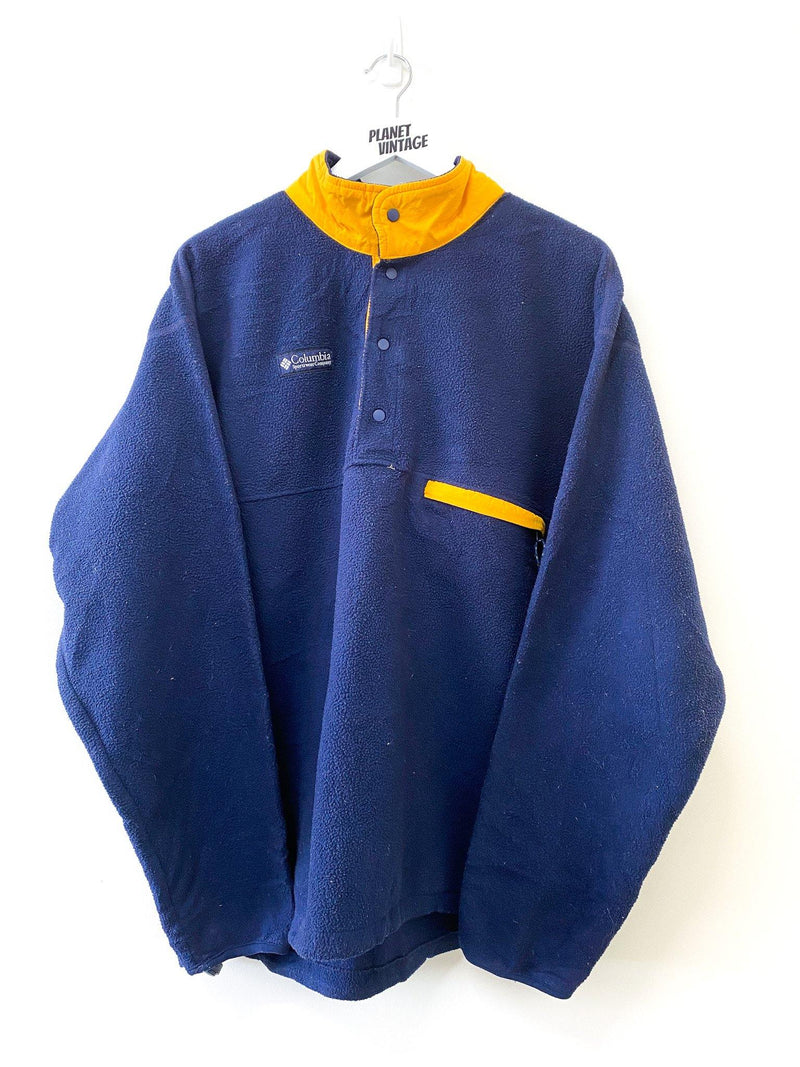 Columbia Fleece (L) - Planet Vintage Store
