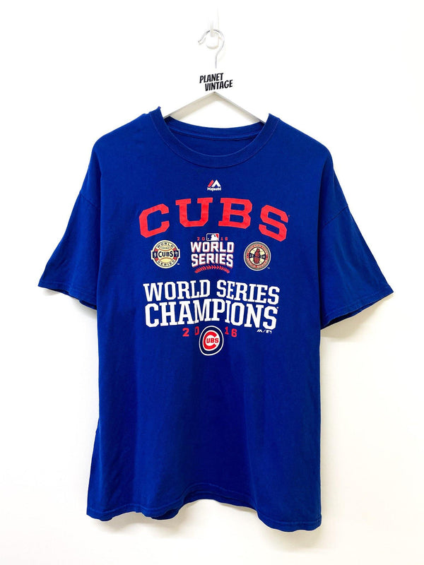 Chicago Cubs Tee (XL) - Planet Vintage Store