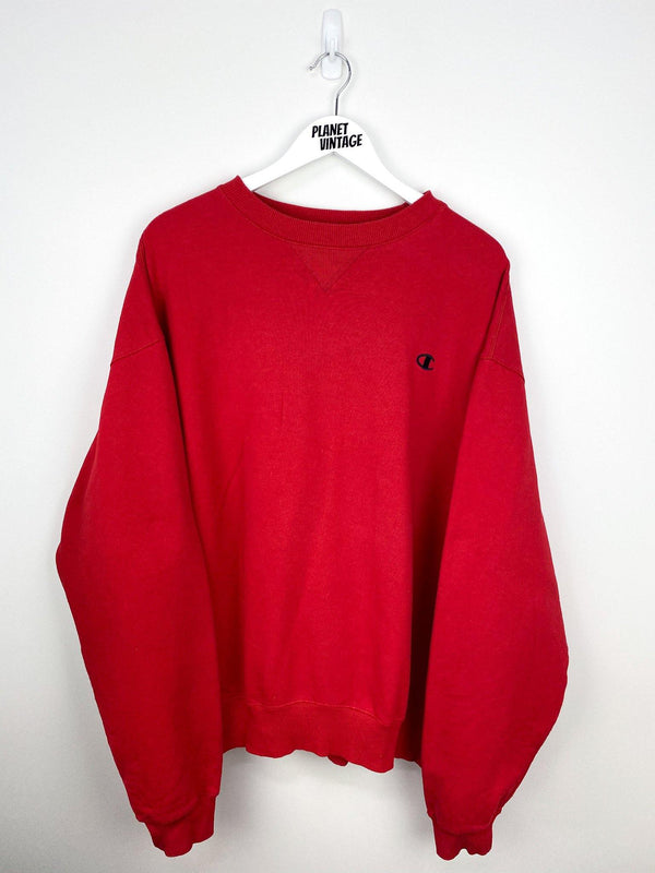 Champion Classic Sweatshirt (XL) - Planet Vintage Store