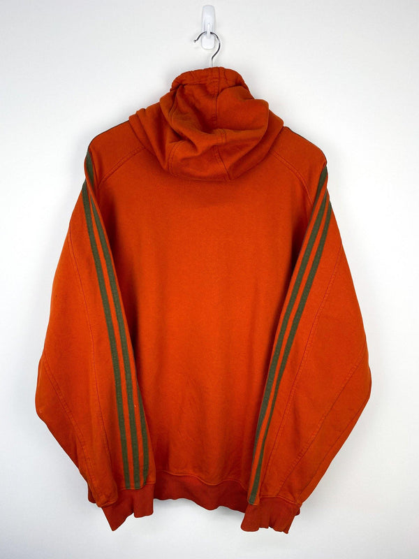 Adidas Spellout Hoodie (XL) - Planet Vintage Store