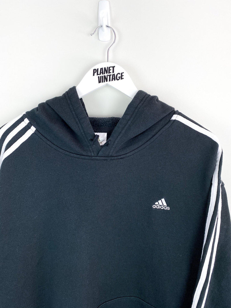 Adidas Classic Hoodie (L) - Planet Vintage Store