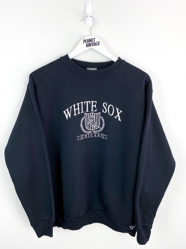 Chicago White Sox Sweatshirt (M) - Planet Vintage Store