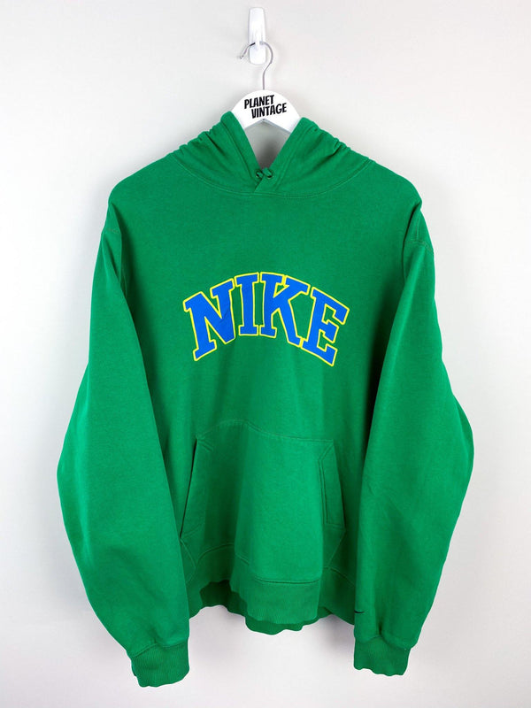Nike Spellout Hoodie (XL) - Planet Vintage Store