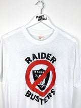 Raider Busters 1984 Tee (XL) - Planet Vintage Store