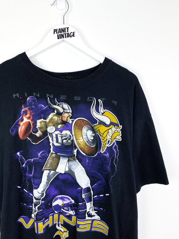 Minnesota Vikings Tee (XL) - Planet Vintage Store