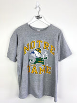 Notre Dame Fighting Irish x Champion Tee (L) - Planet Vintage Store