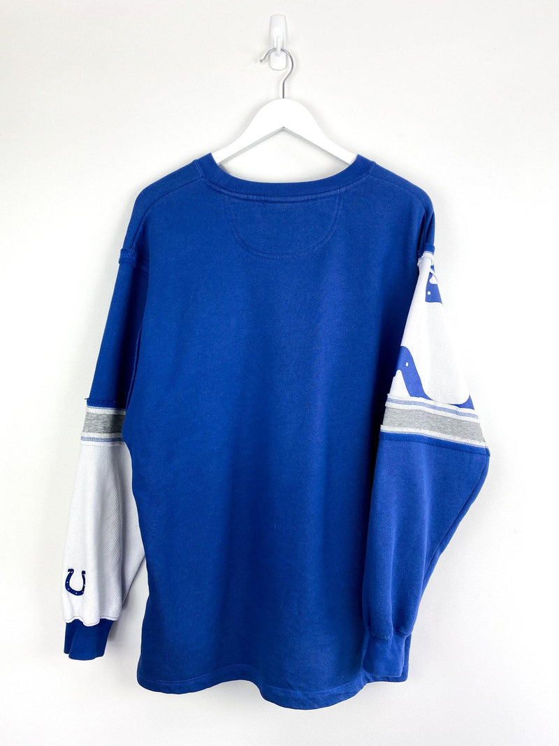 Colts Sweatshirt (XL) - Planet Vintage Store