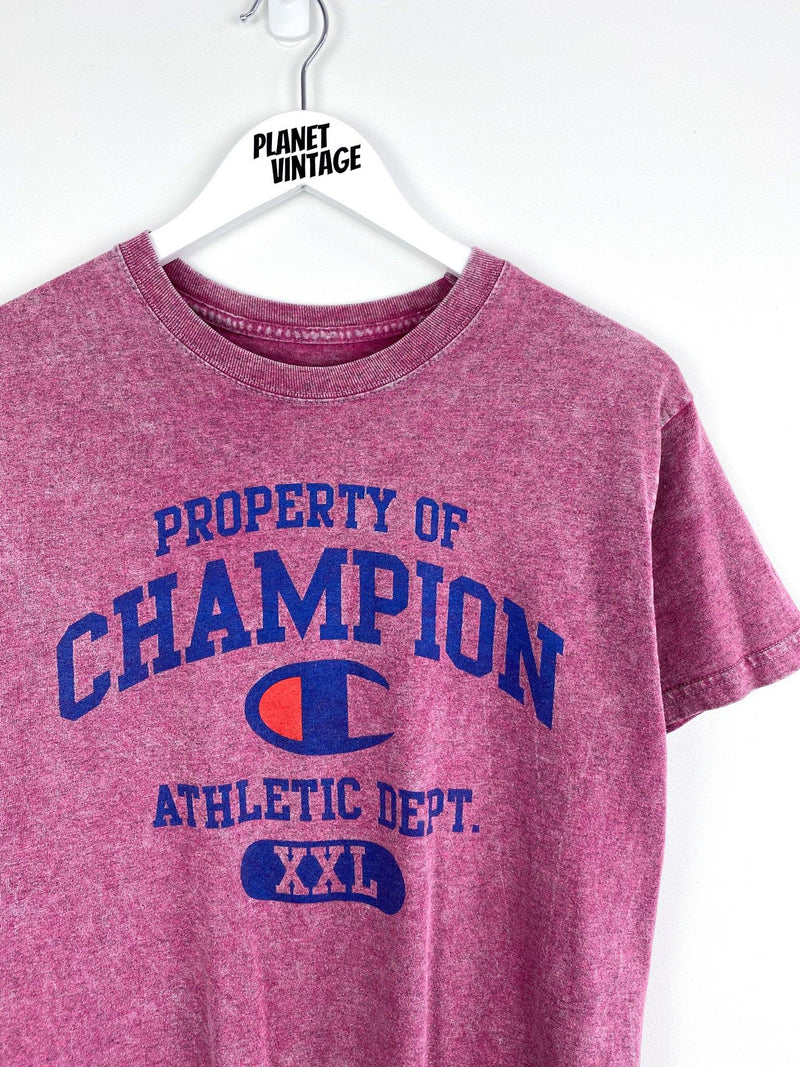Champion Tee (S) - Planet Vintage Store