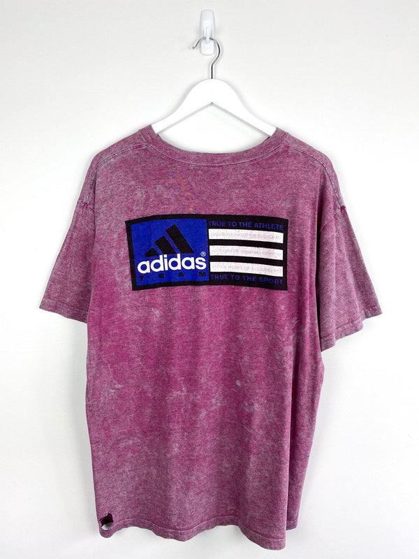 Adidas Tee (L) - Planet Vintage Store
